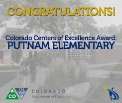 CO Dept Education award
